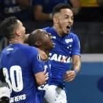 Cruzeiro bate o América de virada pelo Brasileirão