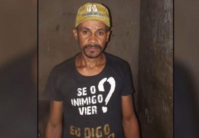 Preso tio que estuprava sobrinhas envenenadas por chumbinho