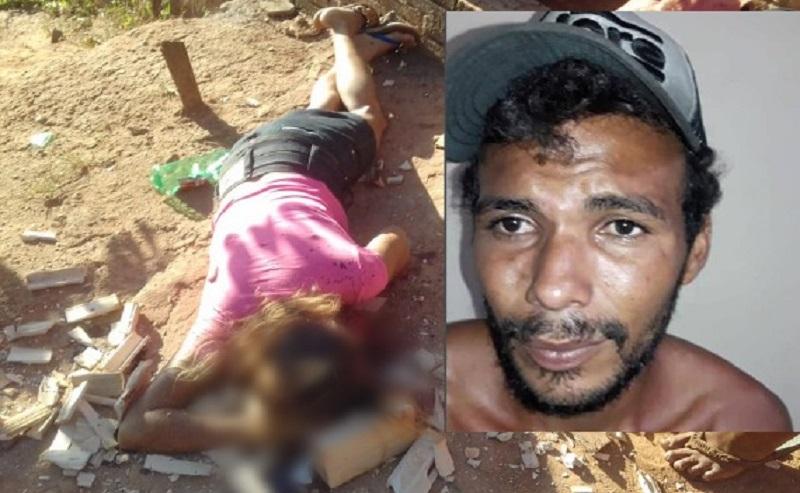 Filho mata mãe a tijoladas em Novo Repartimento
