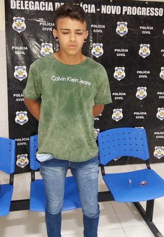 Claudiomiro Fernandes.  (Foto:Divulgação Policia)