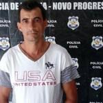 Preso em Novo Progresso perigoso traficante procurado pela policia do MT