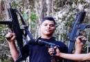 Criminoso que participou de roubo a policiais no MT posa com armas na internet e é procurado
