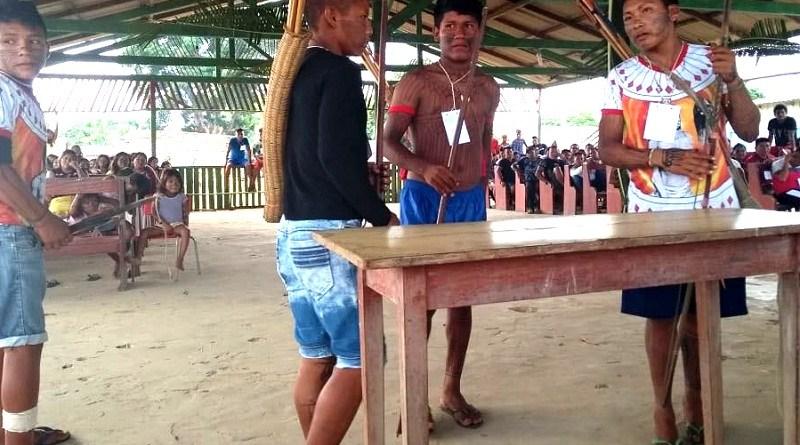 indio Munduruku