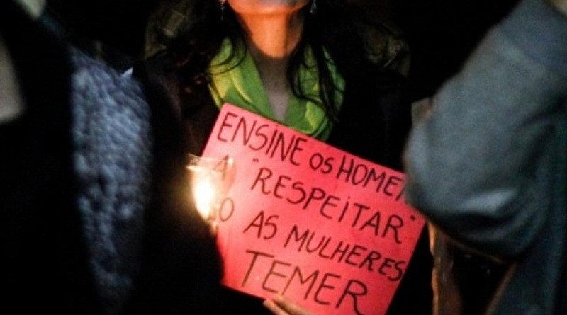 mulheres crime sexual