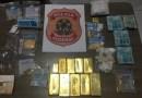 Polícia Federal prende homem com grande quantidade de ouro e dinheiro no aeroporto de Itaituba