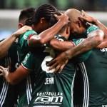 Palmeiras vence o Colo-Colo e sai na frente pela semi da Libertadores