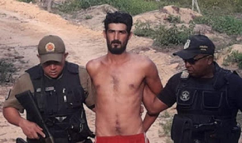 Tio que matou sobrinho é  preso em Uruará