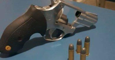 arma revolver
