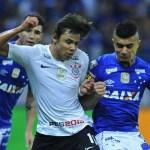 Corinthians joga mal em BH e sai atrás na final da Copa do Brasil