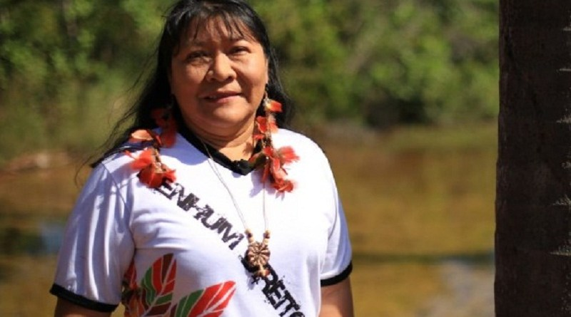 indigena deputada