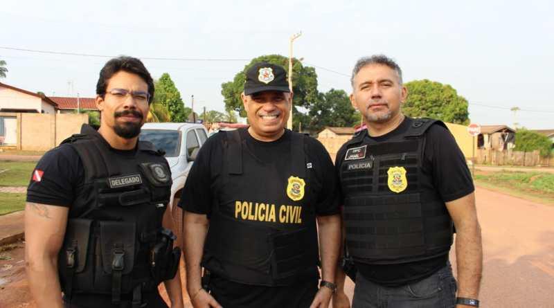policia civil ruropolis