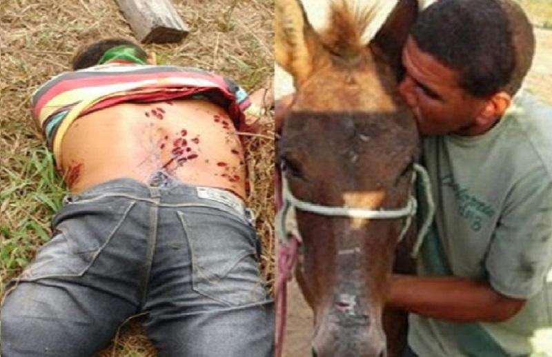 Disputa entre irmãos para namorar uma jumenta acaba em morte no Pernambuco