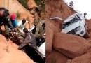 Policial militar de Itaituba fica gravemente ferido após acidente com viatura em rodovia