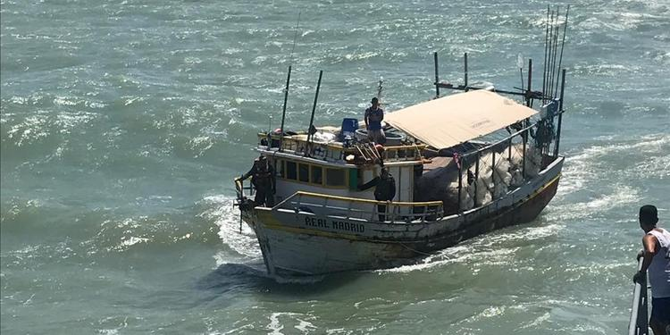barco pesca