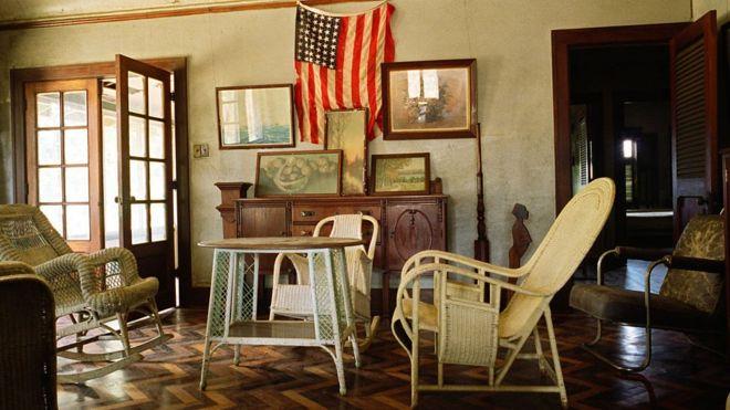 Algumas casas continuam de pé, e algumas são habitadas por pessoas que nasceram na época de Ford