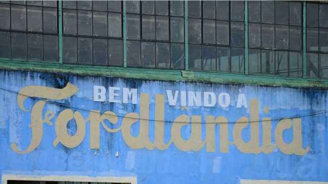 """Ford em 1928: """"Não vamos à América do Sul para ganhar dinheiro, mas ajudar a desenvolver essa terra maravilhosa e fértil"""""""