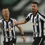 Atlético-MG vence o Botafogo e garante vaga na Libertadores