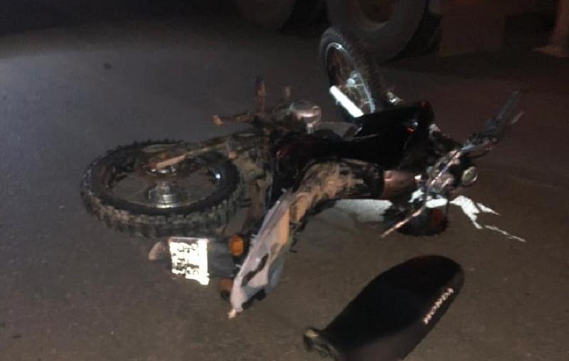 Motociclista morre ao bater na traseira de carreta na rodovia  BR-163 em Novo Progresso