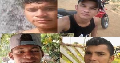 Polícia Civil divulga fotos e nomes de quatro foragidos da Justiça de Oriximiná, PA