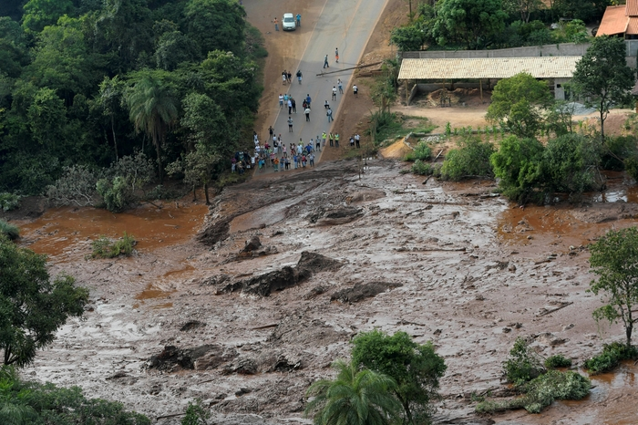 Desastre em Brumadinho: foco se volta às barragens do País (Washington Alves - Reuters)