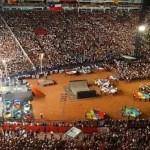 """Clube de Desbravadores de Novo progresso participam do  """"V CAMPOREE SUL-AMERICANO"""""""