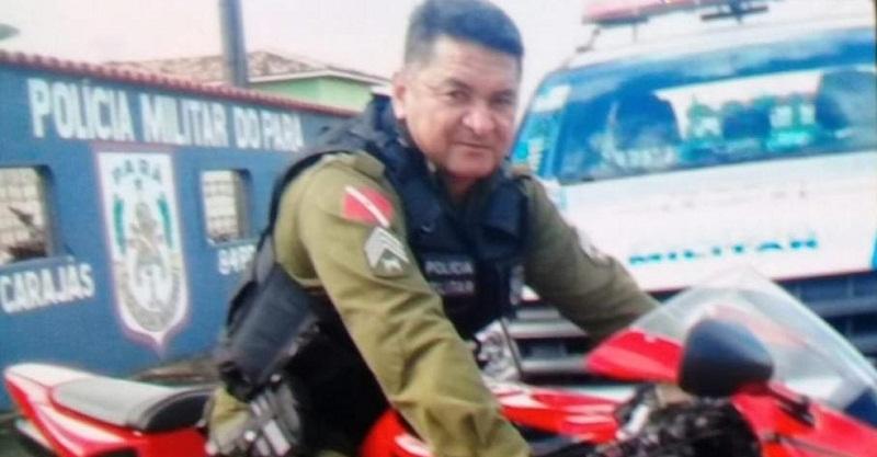 PM encontrado morto em kitnet que pegou fogo em Ananindeua. — Foto: Reprodução / TV Liberal