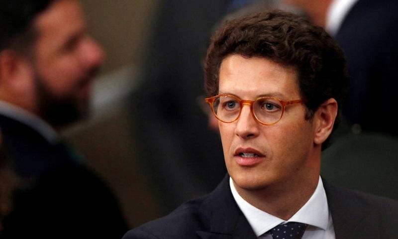 Ricardo Salles, novo ministro do Meio Ambiente Foto: Adriano Machado / REUTERS/10-12-2018