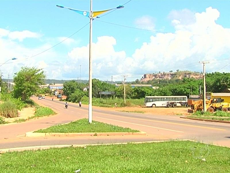 Senador Paulo Rocha apresentou emenda para obras no trecho urbano da BR-163 em Santarém, no Pará — Foto: Reprodução/TV Tapajós