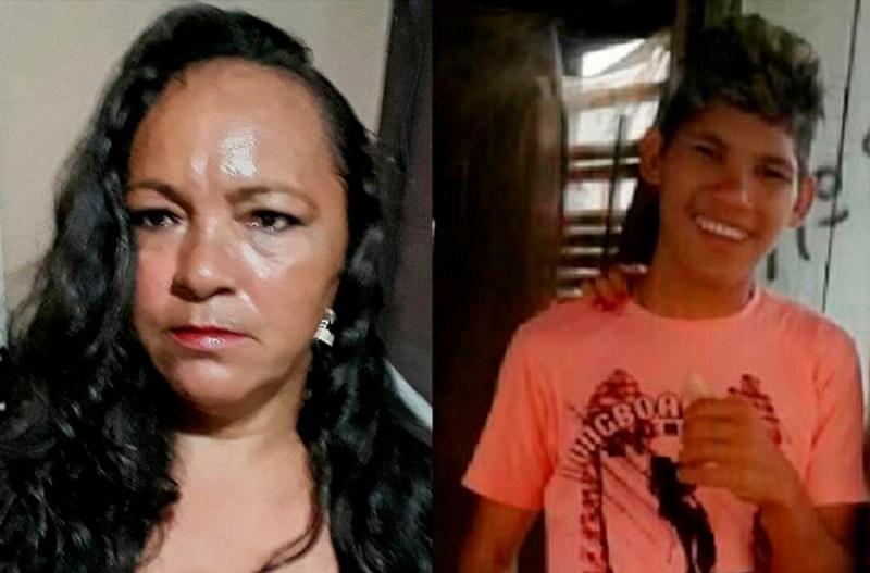 Jacicleia Moraes dos Anjos e Nathan Anjos continuam desaparecidos. (Reprodução)