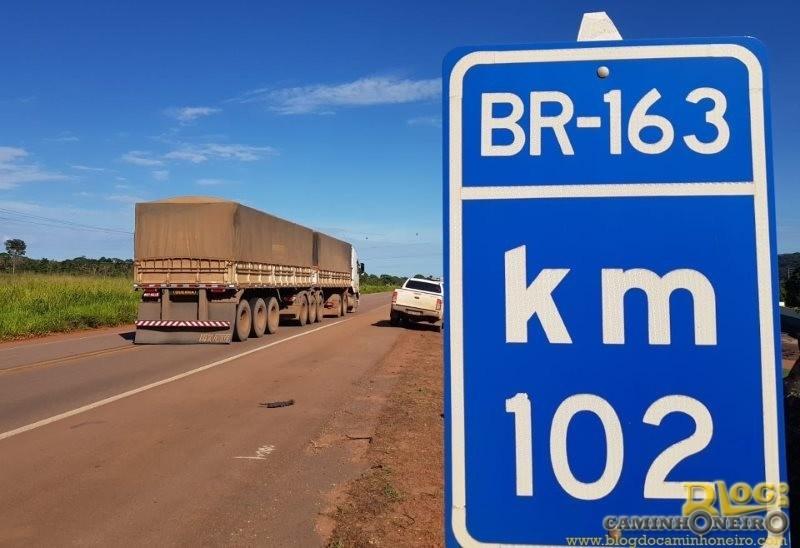 A viagem termina hoje, no terminal da Hidrovias do Brasil, em Miritituba, onde o ministro também estará avaliando o porto.