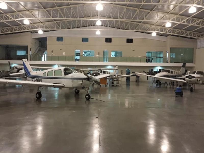 PF faz operação para apreender 47 aeronaves usadas no tráfico internacional de drogas