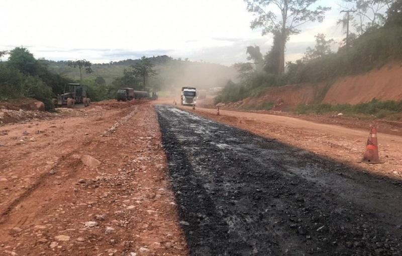 Reunião avalia as condições de tráfego na BR-163, no Pará