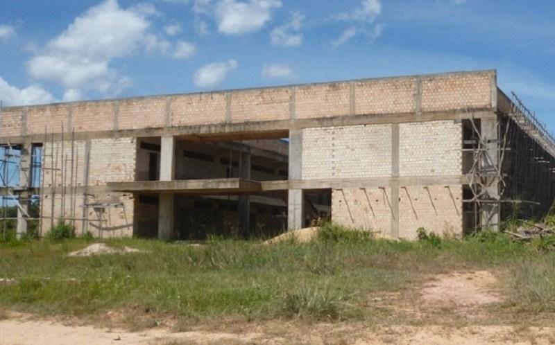 Escola Técnica em Novo Progresso (Foto:Jornal Folha do Progresso-Arquivo)
