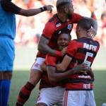 Com dois de Gabigol, Flamengo bate Madureira e está na semi do Carioca