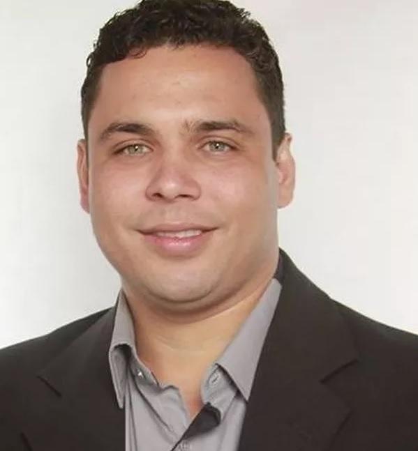 Vereador Fabrício Ribeiro da Silva (SD). — Foto: Câmara de Dom Aquino.