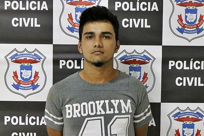 Alex Rodrigo Ferreira Rodrigues (Foto:Médio Norte noticias)