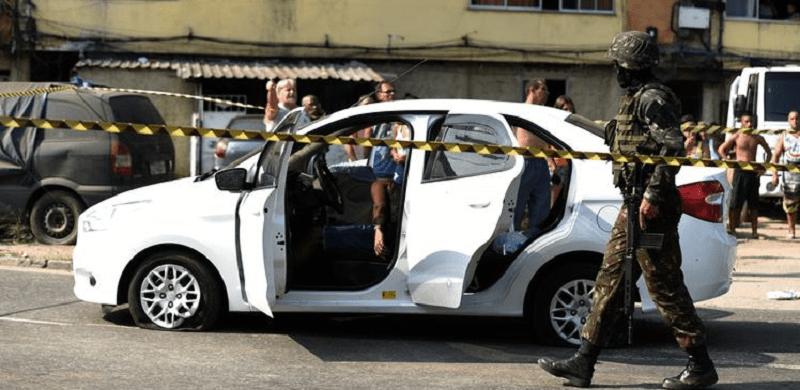 atiradores prisão decretada