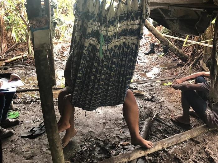 Operação resgata trabalhadores sem água e sem banheiros que viviam em fazenda no sudeste do Pará — Foto: Divulgação / MPT