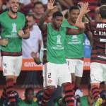 Flamengo goleia San José e encaminha classificação na Libertadores