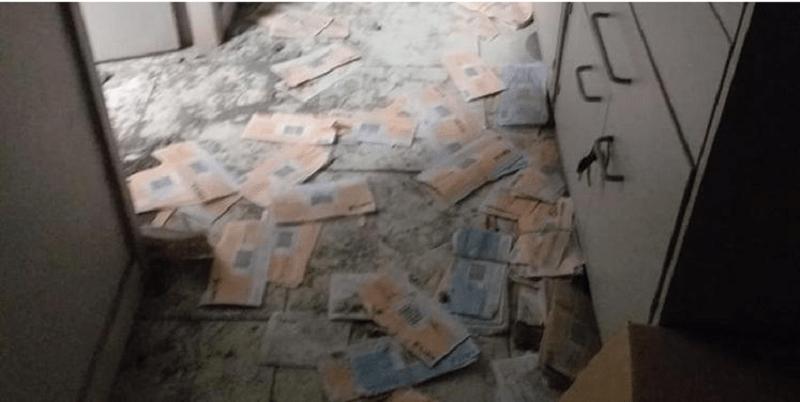 banco assaltado
