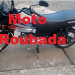 Motocicleta é roubada na Praia da Liberdade em Novo Progresso