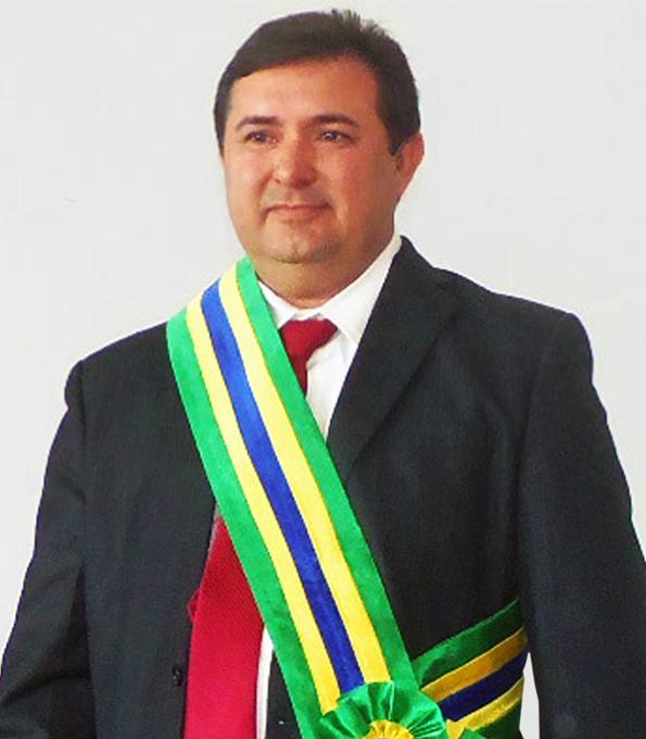 O atual prefeito de Novo Progresso é Ubiraci Soares Silva (Foto:Divulgação)