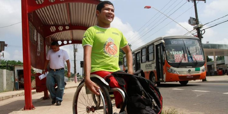 deficiente cadeira