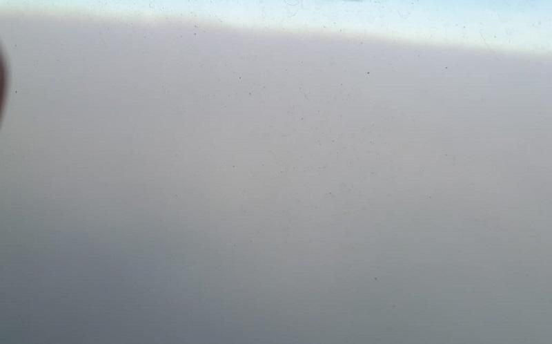 Vista aérea na região da Flona Jmanxim em Novo Progresso (Foto:Jornal Folha do Progresso)