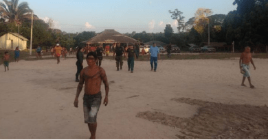 indigenas ameaçados