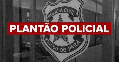 plantão policia