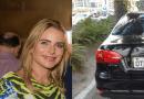 Primeira dama tem carro guinchado próximo a shopping em Belém.