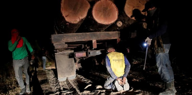 BRAZIL-ENVIRONMENT-FOREST-GUARDIANS