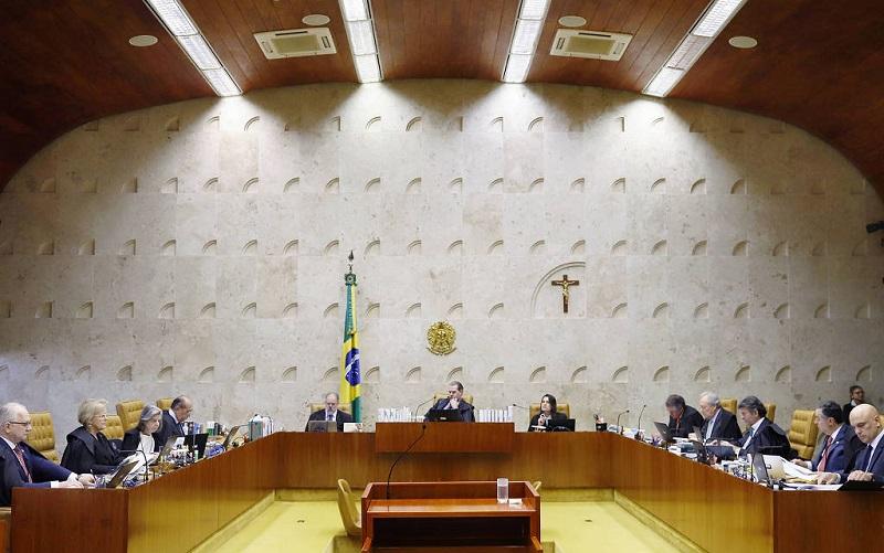 Supremo Tribunal Federal retoma julgamento sobre prisão em segunda instância. - Rosinei Coutinho/SCO/STF