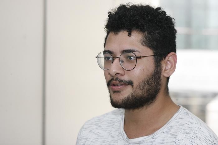 "Daniel de Jesus: ""Confio no que estudei"" (Fábio Costa / O Liberal)"